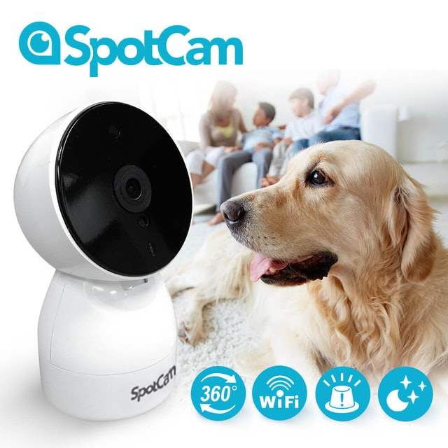 SpotCam  HD Eva 全雲端攝影機 1