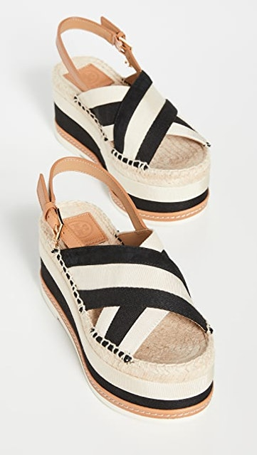 TORY BURCH Espadrille Sandals 1