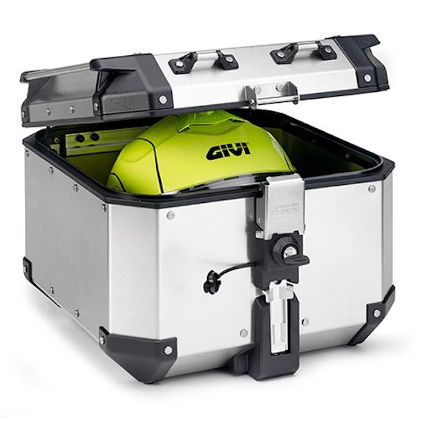 GIVI 鋁製後箱 1