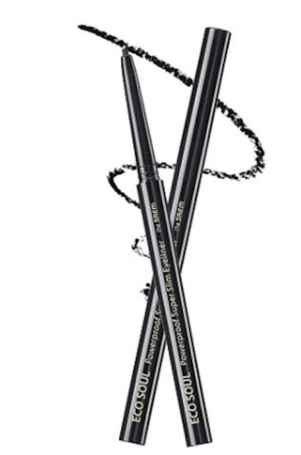 The saem  極細防水眼線筆 1