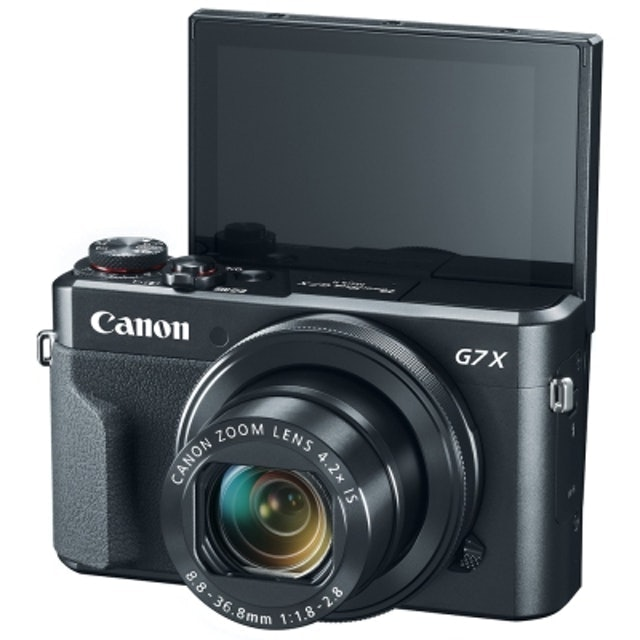 Canon PowerShot G7X Mark II 1