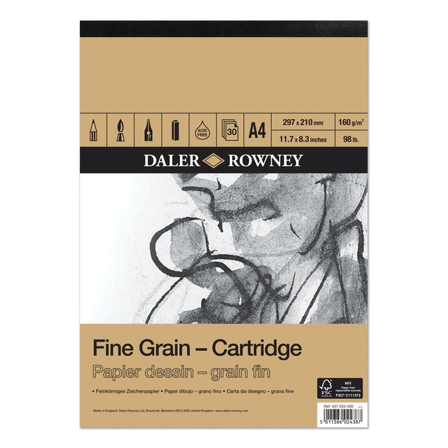 DALER ROWNEY Fine Grain Paper 1