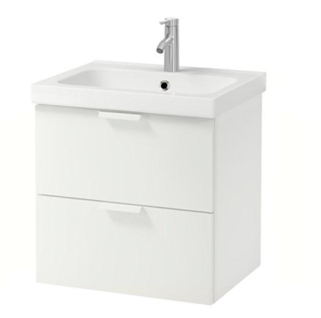 IKEA ODENSVIK / GODMORGON 洗臉盆櫃 1