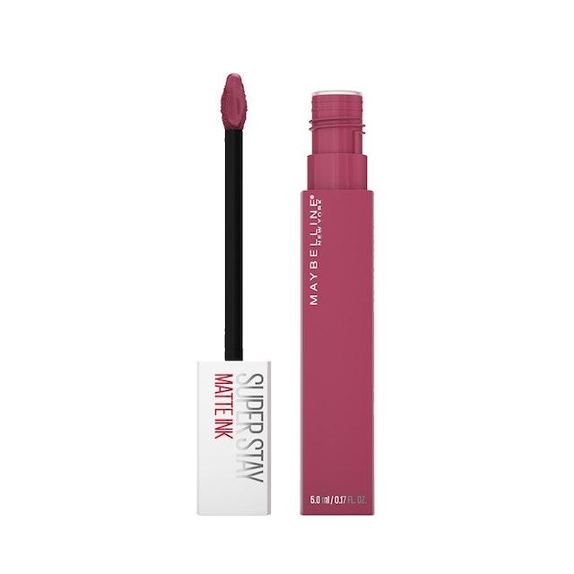 MAYBELLINE媚比琳  超持久霧感液態唇膏 Pink系列 1
