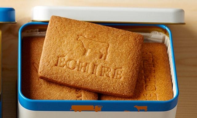 ÉCHIRÉ Sablé Échiré 奶油餅乾 1