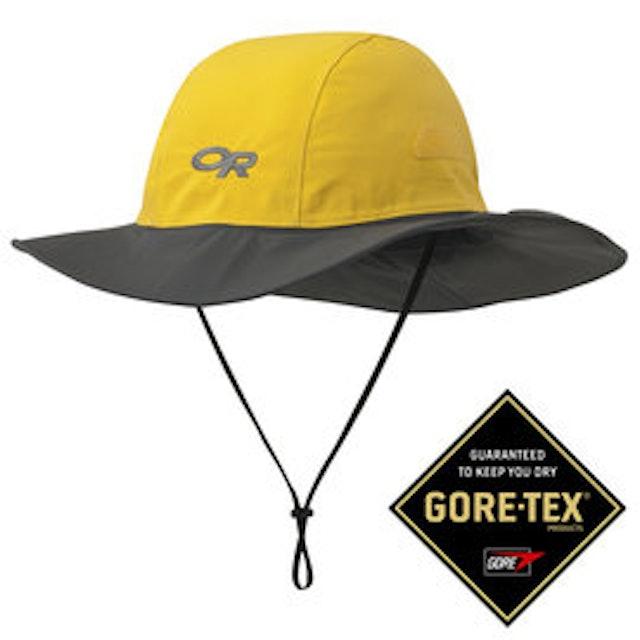 OUTDOOR RESEARCH Seattle Sombrero GTX 防水圓盤帽 1