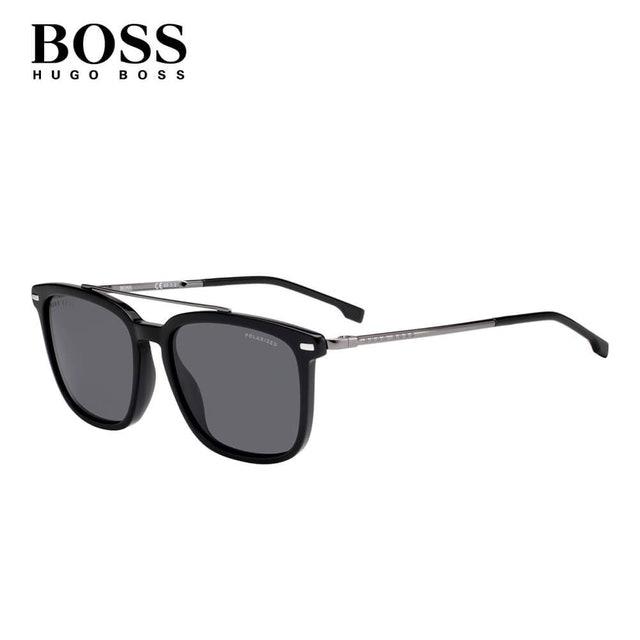 HUGO BOSS 型男方框經典太陽眼鏡 0930/S  1