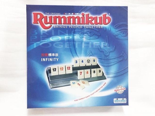 Rummikub 拉密數字牌(標準版) 1