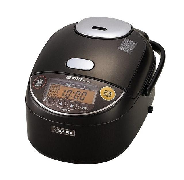 象印 黑厚釜壓力IH電子鍋  1