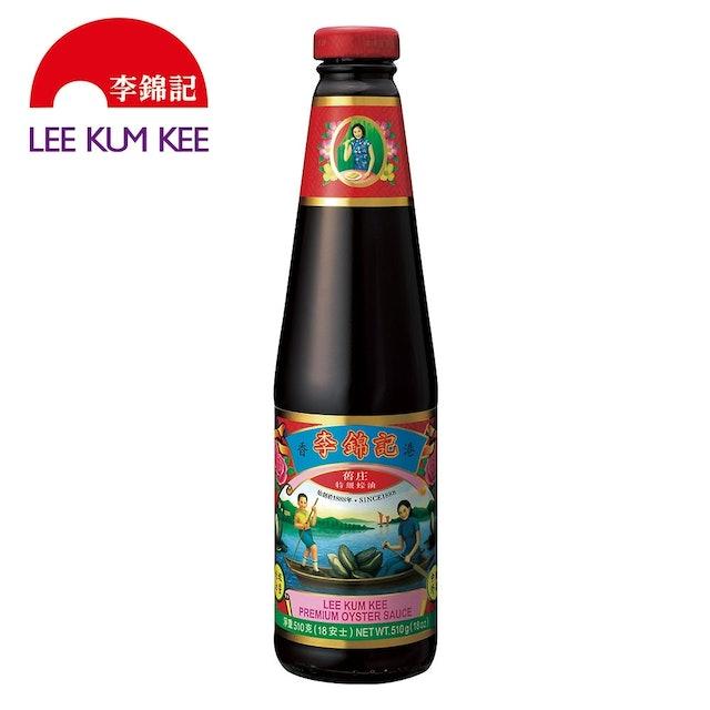 李錦記 舊庄特級蠔油 1
