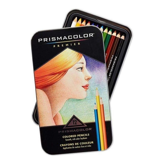 PRISMACOLOR Premier 頂級油性色鉛筆 1