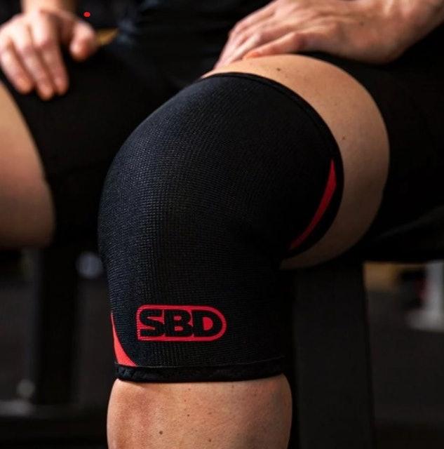 SBD  舉重護膝 1