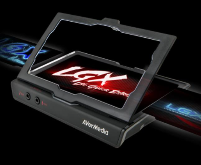 AVerMedia 個性化遊戲直播擷取盒 1