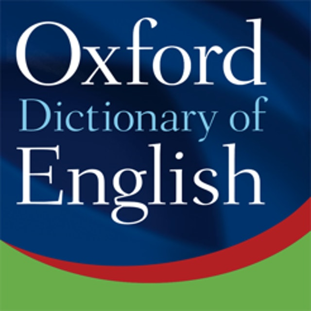 Oxford Dictionary of English 1