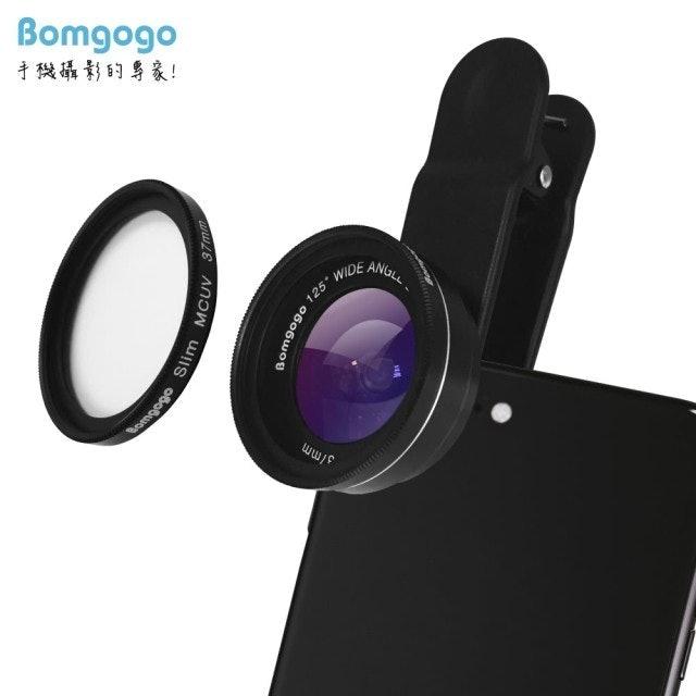 Bomgogo Govision L6 廣角鏡頭 1