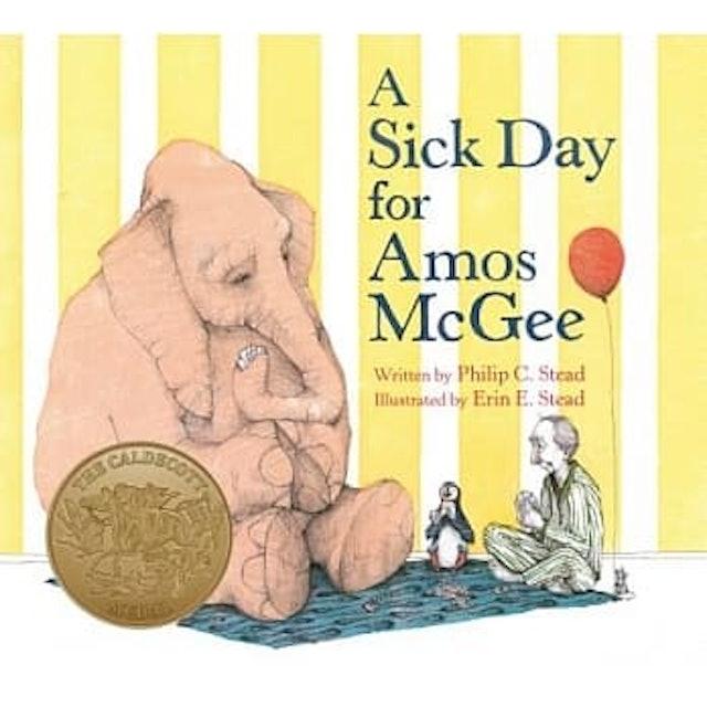Philip C. Stead,Erin E. Stead A Sick Day for Amos Mcgee 1