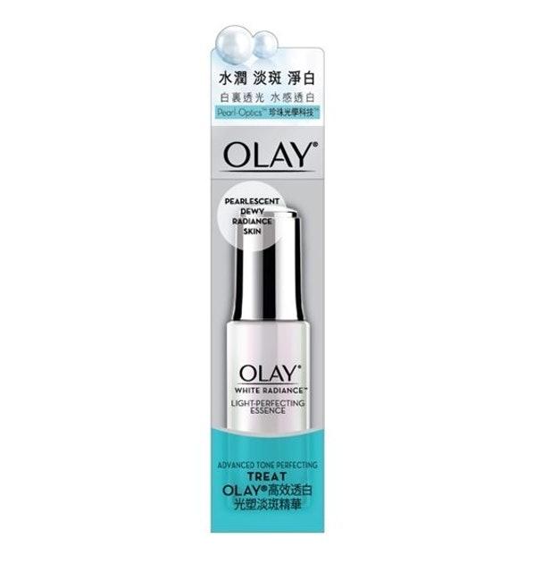 OLAY歐蕾 高效透白光塑淡斑精華 1