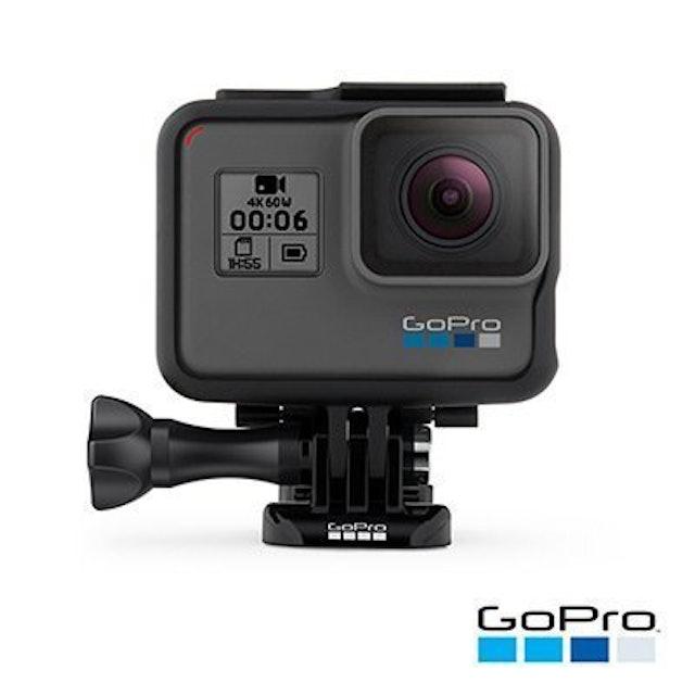 GoPro HERO 6 Black 全方位攝影機 1