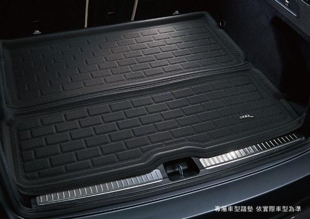 3D Mats 卡固立體汽車後廂墊 1