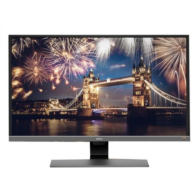 BenQ 4K HDR舒視屏護眼螢幕 EW3270U/32型 1
