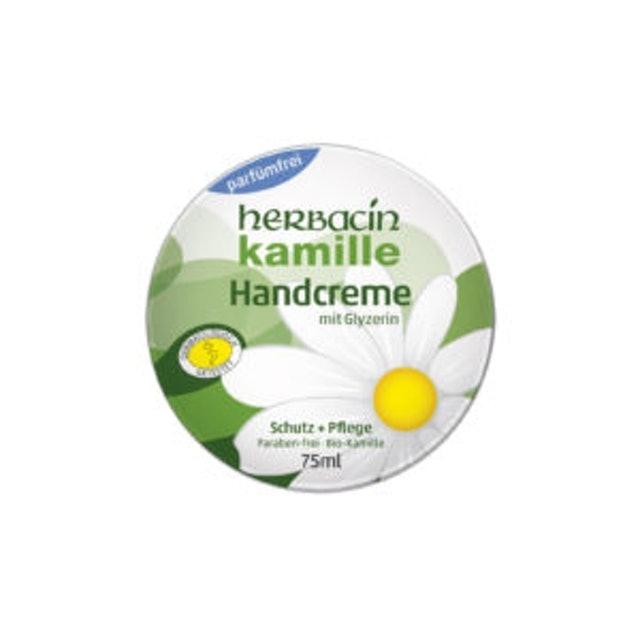 herbacin 小甘菊經典護手霜 1