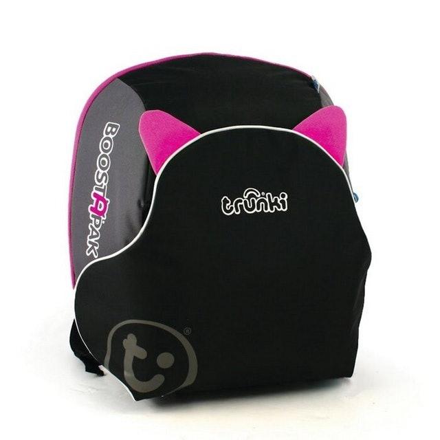 英國Trunki Boostapak 背包式安全座椅增高墊 1