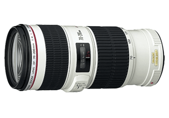 Canon EF70-200mm f/4L IS USM 1