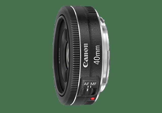 Canon EF40mm f/2.8 STM 1