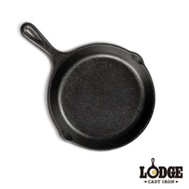 Lodge 鑄鐵平底煎鍋/6.5吋 1