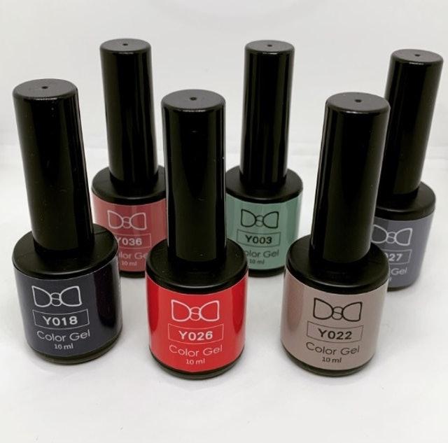 DSD 凝膠甲油膠 1