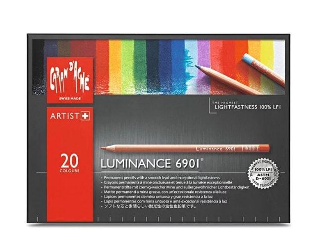 LUMINANCE  6901極致油性色鉛筆 1