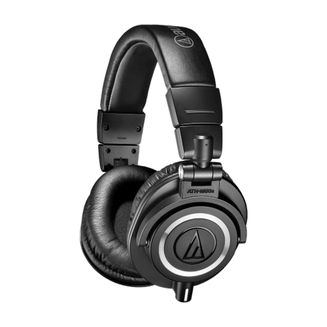 audio-technica  專業型監聽耳機 1