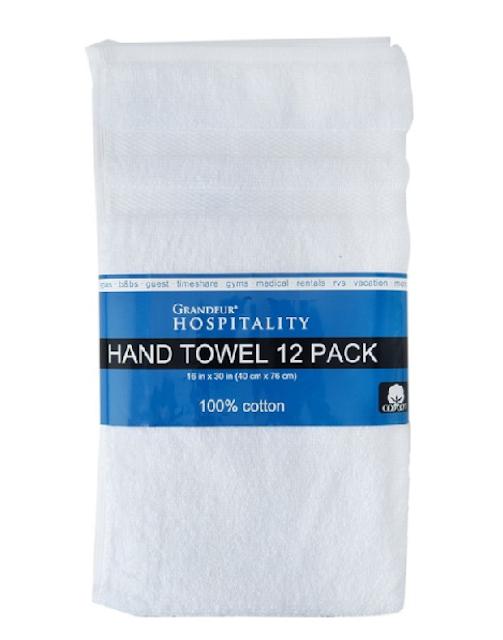 GRANDEUR 商用純棉毛巾 1