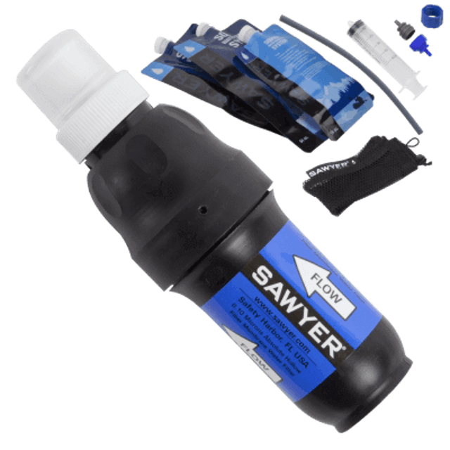 SAWYER SQUEEZE FILTER 1