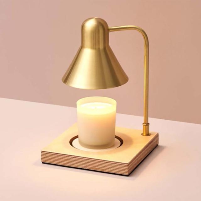 Memory Lane 黃銅燭燈  1