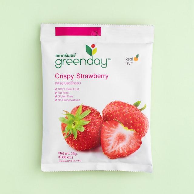 greenday  蔬果乾 1