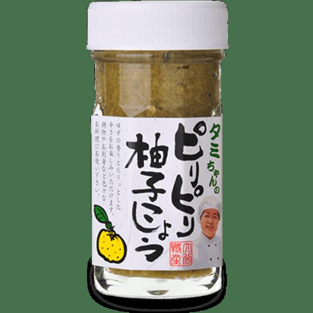 森食品  柚子胡椒 1