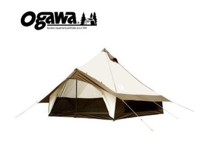 Ogawa 五角形 T/C 鐘型帳 1