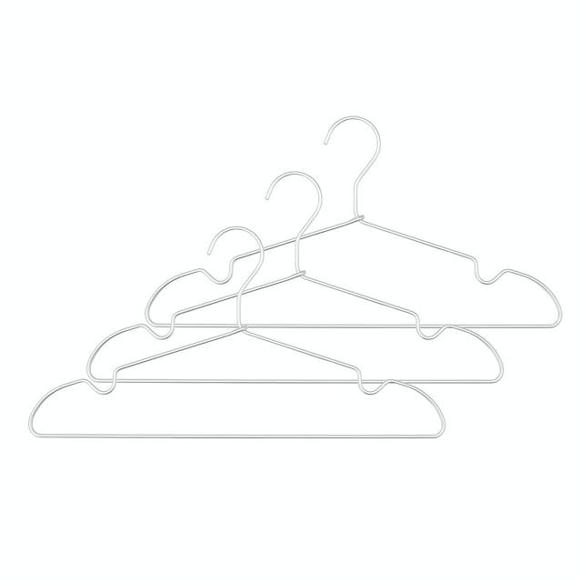 MUJI無印良品 鋁製衣架 1