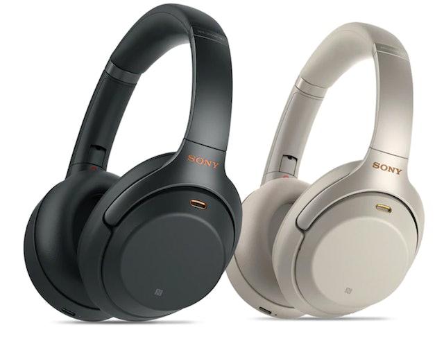 SONY 無線降噪耳機 1