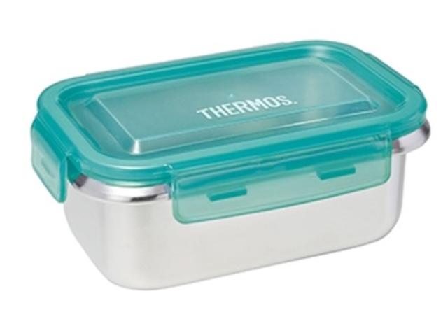 THERMOS膳魔師 不銹鋼保鮮盒  1