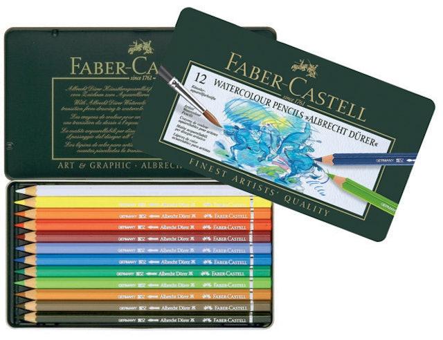 FABER-CASTELL輝柏 藝術家級水性色鉛筆 1