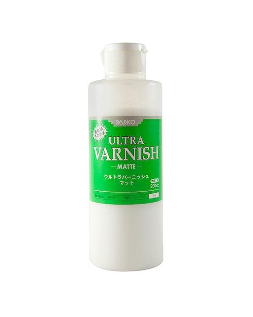 PADICO 消光劑 Ultra Varnish [Matte] 1