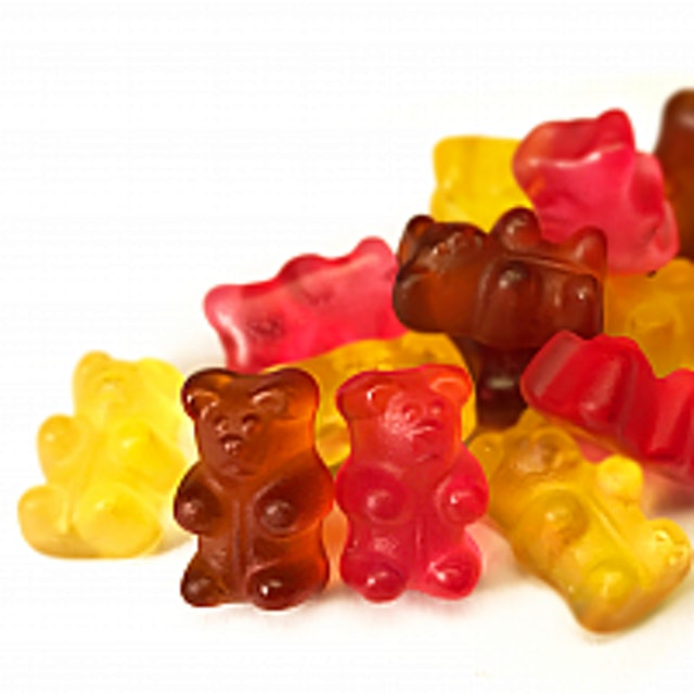 Bären-Treff 水果軟糖 1