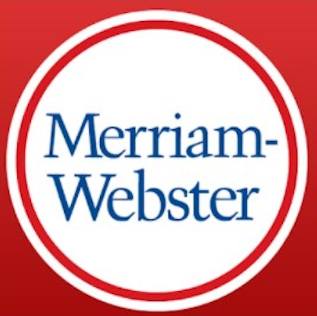 Merriam-Webster 1