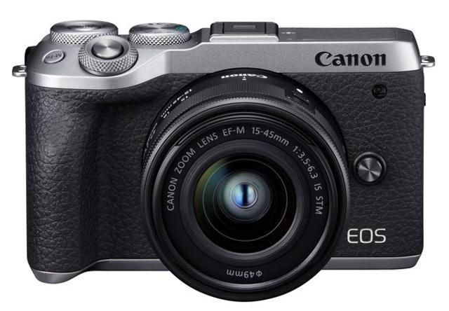 Canon EOS M6 15-45mm 1