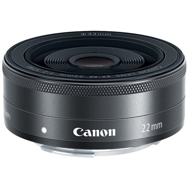 Canon EF-M 22mm F2.0 STM 定焦鏡頭 1