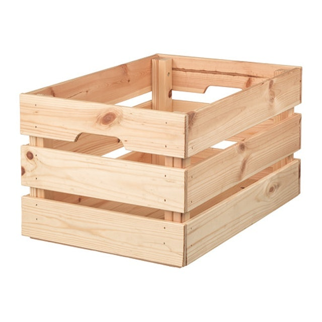 IKEA KNAGGLIG 收納盒 1