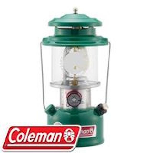 Coleman 汽化燈 1