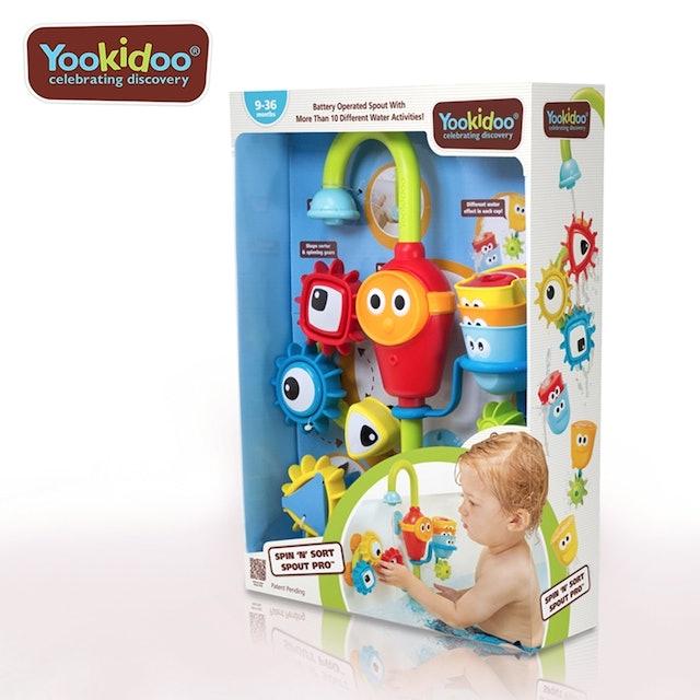 Yookidoo 洗澡玩具 1